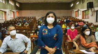સુરતઃ મેડિકલના 150 સ્ટુડન્ટને કોરોના દર્દીઓની સારવાર માટે તૈયાર કરાયા, ત્રણ તબક્કામાં તાલીમ અપાઈ