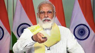 ભારતમાં નવી પારદર્શક કર વ્યવસ્થાનો વડાપ્રધાન મોદીએ પ્રારંભ કરાવ્યો