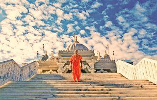વડાપ્રધાન નરેન્દ્ર મોદીએ BAPS નિઝડન મંદિરની રજત જયંતીએ ટ્વિટ કર્યું