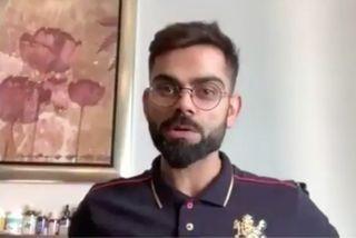IPL 2020: એક ખેલાડીની ભૂલથી સમગ્ર ટૂર્નામેન્ટ ખરાબ થશે- કોહલી
