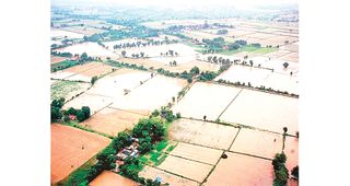 સૌરાષ્ટ્ર-કચ્છમાં 6 વર્ષનો સૌથી વધુ વરસાદ: ખેતીને નુકશાની