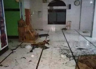 બાંગ્લાદેશઃ ઢાકા મસ્જિદના એસીમાં વિસફોટ, બાળક સહિત 12ના મોત, અન્ય 25 ઘાયલ