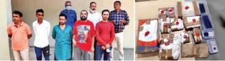 મુંબઈથી અમદાવાદ લવાતારૂ 1 કરોડના ડ્રગ્સ સાથે ASI સહિત પાંચ પકડાયા