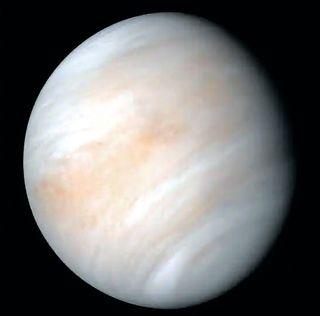શુક્ર ગ્રહનાં વાદળોમાં જીવન હોવાનો સંકેત