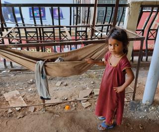 પાલનપુરમાં સરકારી મદદ છતાં બે બાળકો નિઃસહાય સ્થિતિમાં મૂકાયાં
