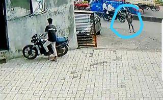 કડોદરા નગરપાલિકાના પાણી સમિતિના ચેરમેનની મોટર સાયકલની ધોળા દિવસે ચોરી