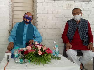 ગુજરાતમાં દારૂબંધીની દંભી નિતીના કારણે યુવાધન ડ્રગ્સના રવાડે ચડી રહ્યુ છે : શંકરસિંહ વાઘેલા