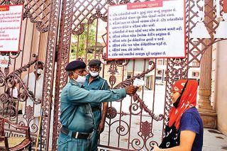કોઈપણ દર્શનાર્થીઓ માટે કોઈપણ મંદિર બંધ કરાયા નથી :પ્રદીપસિંહ