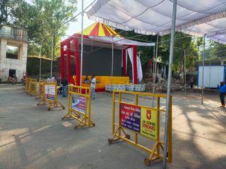 પાવાગઢ ખાતે કાલિકાના દર્શન ફક્ત ઓનલાઇન  : રણુ ખાતે તુળજાભવાનીના દર્શન સવારે ૬ થી રાત્રીના ૧૦ સુધી