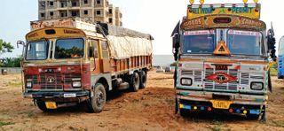 હિંમતનગરમાંથી શંકાસ્પદ 362 બોરી ઘઉંનો જથ્થો ઝડપાયો