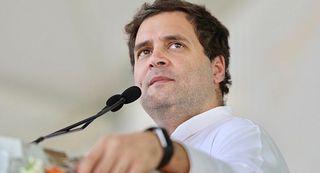 રાહુલ ગાંધીનો શાયર અંદાજમાં ટોણોઃ 'બિહાર કા મૌસમ ગુલાબી, દાવા કિતાબી'