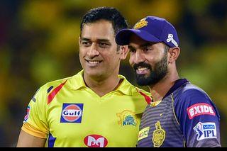 IPLમાં દિનેશ કાર્તિક ધોનીને પછાડી સૌથી વધુ કેચ ઝડપનાર કીપર બન્યો