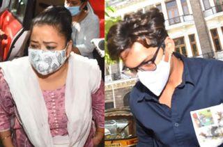 NCBએ 15 કલાક પૂછપરછ કર્યા બાદ હર્ષની પણ ધરપકડ કરી, પત્ની ભારતી સાથે કોર્ટમાં રજૂ કરાશે