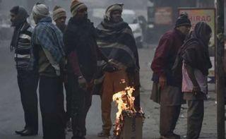 ઉત્તર ભારતમાં શીત લહેર, દિલ્હીમાં 6 ડિગ્રી લઘુત્તમ તાપમાન