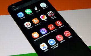 રાષ્ટ્રીય સુરક્ષા સામે ખતરારુપ 43 મોબાઇલ એપ્સ પર ભારતમાં પ્રતિબંધ