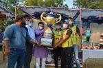 કોથમડી ગામે   જલાલપોર તાલુકા પ્રીમિયર લીગ-2 (જેપીએલ) ક્રિકેટ ટુર્નામેન્ટની ફાઇનલ મેચમાં સાંઈ ઈલેવનની ટીમ ચેમ્પિયન