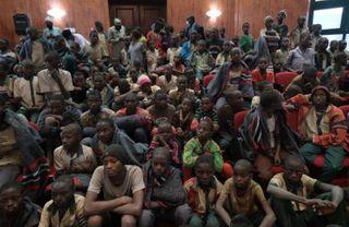 નાઇજીરિયાઃ બોકો હરમે અપહરણ કરેલા 344 બાળકોને સરકારે મૂક્ત કરાવ્યા