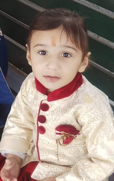 Five children were revived with the organ donation of two and a half year old Jash Ojha from Surat