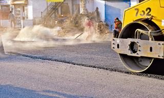 શહેરમાં રોડનાં કામો ગોકળગાયની ગતિએ ચાલતા ભાજપનાં કોર્પોરેટરોમાં જ આક્રોશ