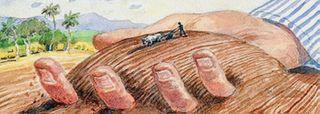 ત્રણ ભૂ માફિયાએ ખેડૂતોની રૂ 800 કરોડની જમીન પચાવી પાડી