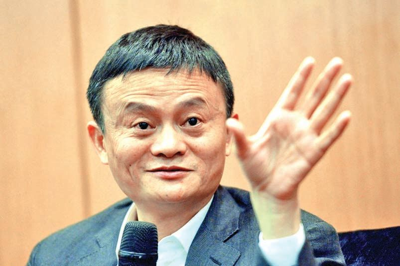 'Missing' Jack Ma was a major source of finance for Hollywood films