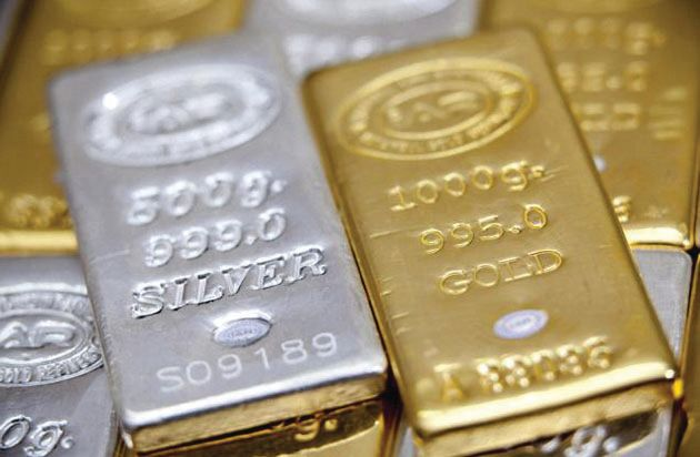 If gold continues to rise, profit booking in silver will fall