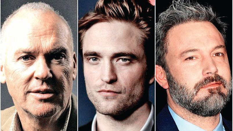 Pattinson, Affleck and Michael Keaton will play Batman in 2022