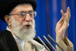 ઇરાની નેતા ખામનેઇએ અમેરિકા-બ્રિટનની કોવિડ વેક્સીનની આયાત પર પ્રતિબંધ લાદ્યો