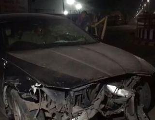 રાજકોટ: નશામાં BMW કાર લઇને નીકળેલા ડૉક્ટરે બાઇકચાલકને અડફેટે લેતાં મોત