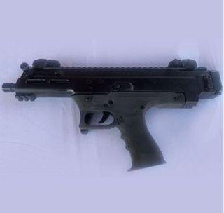 DRDO એ તૈયાર કરી દેશની પહેલી સ્વદેશી Machine Pistol