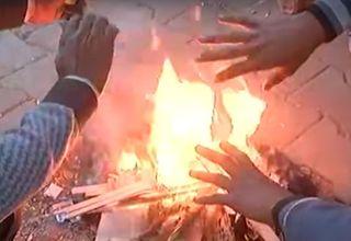 બર્ફિલા પવનથી ગુજરાત ઠુંઠવાયું, નલિયા 5 અંશ