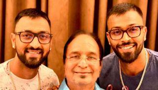ભારતીય ક્રિકેટર હાર્દિક અને કૃણાલ પંડ્યાના પિતાનું હાર્ટએટેકથી નિધન