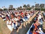 રાજકોટમાં પાટીલના સરપંચ સંવાદમાં ભાજપે 500થી વધુ લોકોને એકઠા કર્યા