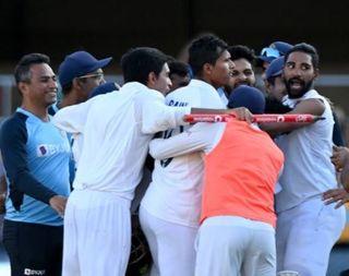 બ્રિસ્બેનમાં ભારતની ઐતિહાસિક જીત, ચોથી ટેસ્ટમાં ભારતનો 3  વિકેટે ભવ્ય વિજય, 2-1થી સિરીઝ જીતી