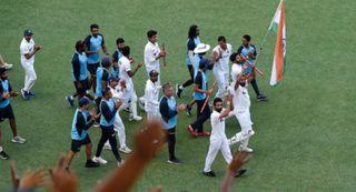 BCCI ભારતીય ટીમને ઓસી. સામેના ટેસ્ટ વિજય બદલ રૂ.5 કરોડનું બોનસ આપશે
