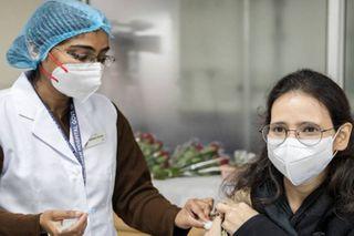 દેશવ્યાપી રસીકરણઃ અત્યાર સુધી 4,54,049 લોકોનુ રસીકરણ, માત્ર 0.18% લોકોને સાઇડ ઇફેક્ટ