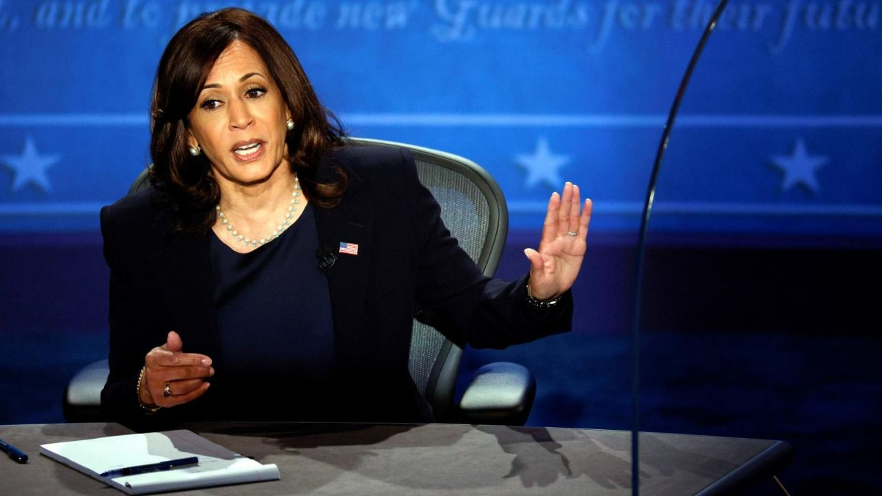 Will Kamala Harris wear a sari or a suit at today's swearing-in ceremony?