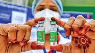 ચોક્કસ એલર્જી ધરાવતા વ્યક્તિઓને કોવિશિલ્ડ રસી નહીં લેવા સલાહ
