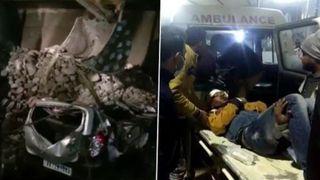 પ.બંગાળઃ જલપાઈગુડીમાં ધુમ્મસને લીધે ટ્રક સાથે ત્રણ વાહનો અથડાતાં 14નાં મોત