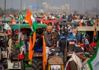 26મીએ દિલ્હીમાં ટ્રેક્ટર રેલી અંગે ખેડૂતોએ પોલીસ પાસે માંગી લેખિત પરવાનગી