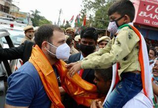 ખેડૂતો, વણાટ કારીગરો સશક્ત હોત તો ચીન ભારતમાં ઘુસવાની હિંમત ના કરતઃ રાહુલ
