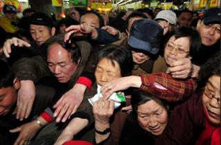 ચીનમાં છૂટાછેડા લઇ લેવા યુગલોની દોડધામ