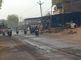 છોટાઉદેપુર અને દાહોદ  જિલ્લાના વાતાવરણમાં અચાનક પલટો : કતવારા ગામે કરા પડ્યા