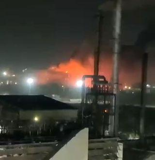 ઝઘડિયા GIDCમાં યુપીએલ કંપનીમાં બ્લાસ્ટ બાદ ભીષણ આગ, ધડાકાથી નજીકના ઘરોના કાચ તૂટ્યા