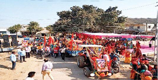 Vision 2030 Shri Umiya Mataji's 1001 Mandir Nirman Sankalp Nimit Enthusiasm