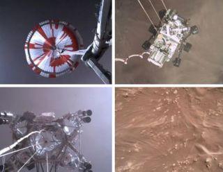 NASAના પર્સિવિયરેન્સ રોવરે મંગળ પરથી મોકલી પ્રથમ ઓડિયો ક્લિપ