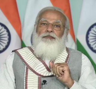 કોરોના દરમિયાન દુનિયાએ ભારતના હેલ્થ સેક્ટરની શક્તિ જોઇ: PM મોદી