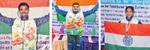જામનગરના રિક્ષાચાલકના પુત્રએ કુસ્તીમાં નેપાળમાં ગોલ્ડ મેડલ મેળવ્યો