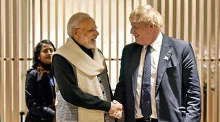 UKના વડાપ્રધાન બોરિસ જોનસન આગામી મહિને ભારતની મુલાકાતે આવશે