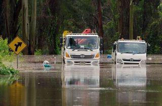 ઓસ્ટ્રેલિયાના ન્યુ સાઉથ વેલ્સમાં પાંચ દાયકાનું સૌથી ભયાવહ પૂર
